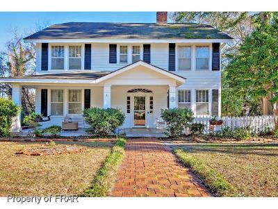 Cumberland County Single Family Home For Sale: 210 Hillside Avenue