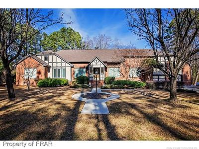 Fayetteville Single Family Home For Sale: 6930 S Staff Road