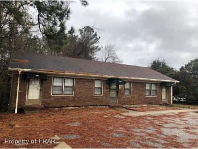 Harnett County Commercial For Sale: 306 W Front Street