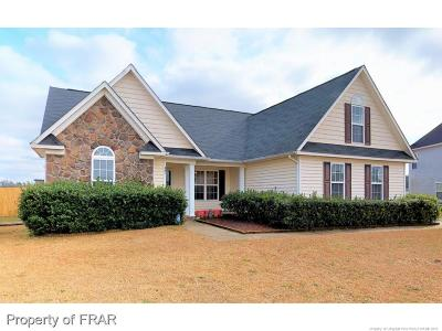 Raeford Single Family Home For Sale: 461 Morning Glory Drive #30