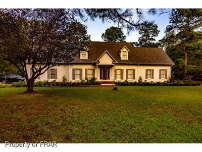 Southern Pines Single Family Home For Sale: 110 Penn Carol Lane