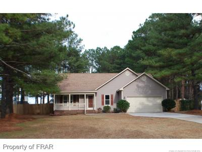 Raeford Single Family Home For Sale: 113 Windsor