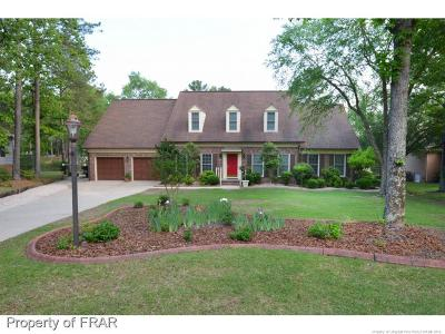 Harnett County Single Family Home For Sale: 32 Oak Landing