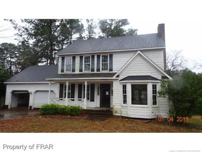 Fayetteville Single Family Home For Sale: 6225 Lakehaven Drive #686
