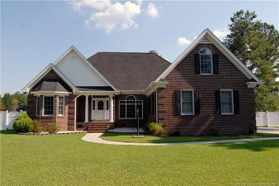 Robeson County Single Family Home For Sale: 4135 Nelson Way