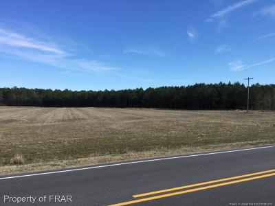 Harnett County Residential Lots & Land Active Under Contract: Us 401