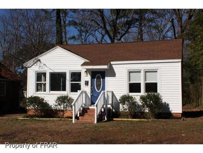Sanford Single Family Home For Sale: 506 W Chisholm Street
