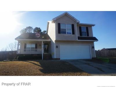 Raeford Single Family Home For Sale: 119 Somerset Drive #9