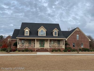 Single Family Home For Sale: 2938 Deep Branch Rd.
