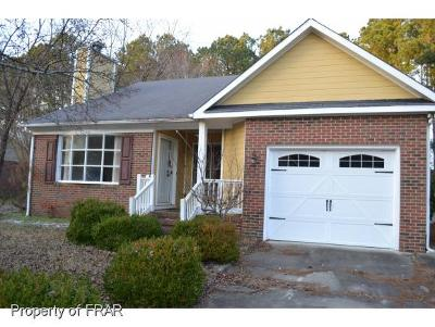 Raeford Single Family Home For Sale: 104 Stonesthrow Lane