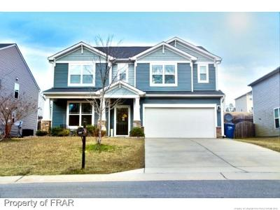 Sanford Single Family Home For Sale: 215 Chownings Drive