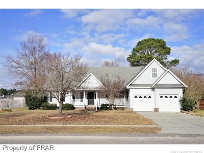 Raeford Single Family Home For Sale: 129 Spring Valley Dr.