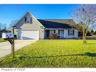 Raeford Single Family Home For Sale: 294 Emma Ln