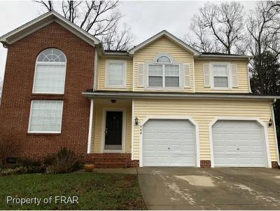 Sanford Single Family Home For Sale: 508 Snow Circle
