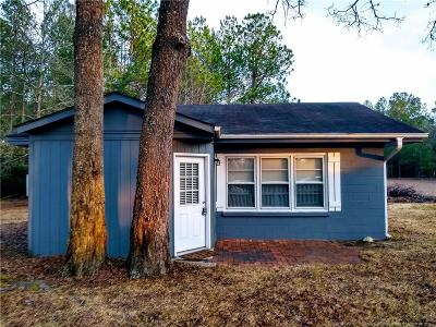Fayetteville NC Single Family Home For Sale: $48,500