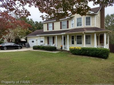 Fayetteville NC Single Family Home For Sale: $145,900