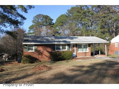 Cumberland County Single Family Home For Sale: 318 Jefferson Drive