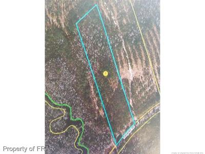 Raeford Residential Lots & Land For Sale: Turnpike Land Road
