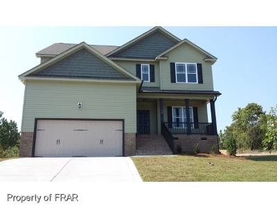 Harnett County Single Family Home For Sale: 38 Darley Ct