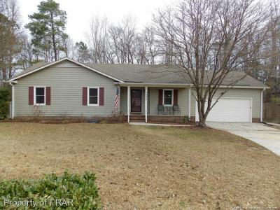 Cumberland County Single Family Home For Sale: 7900 Judah Ct