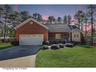 Southern Pines Single Family Home For Sale: 103 Rob Roy Road