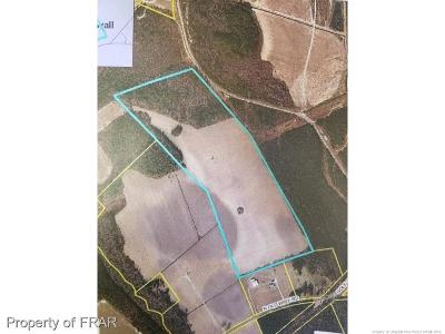 Raeford Farm For Sale: N Old Wire Road