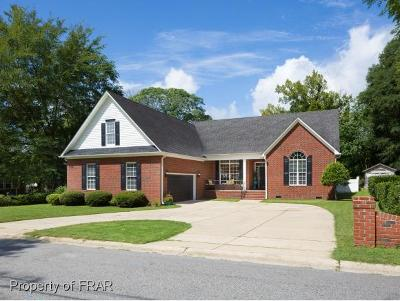 Fayetteville NC Single Family Home For Sale: $369,900