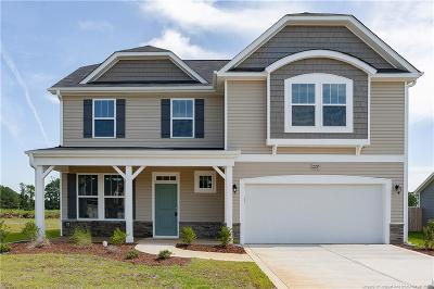 Fayetteville NC Single Family Home For Sale: $227,670