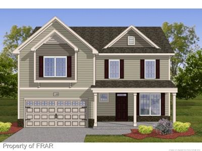 Fayetteville NC Single Family Home For Sale: $237,170