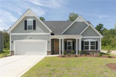 Fayetteville NC Single Family Home For Sale: $226,803