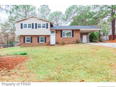 Fayetteville Single Family Home For Sale: 3324 Seven Mountain Dr