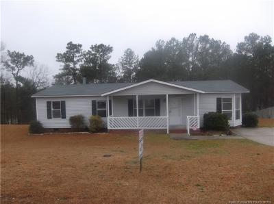 Raeford Single Family Home For Sale: 2448 O'hara