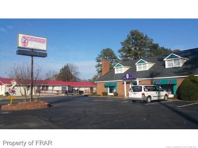 Cumberland County Commercial For Sale: 1305 Hope Mills Road