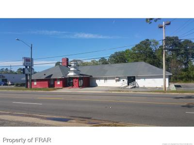 Cumberland County Commercial For Sale: 5544 Yadkin Road