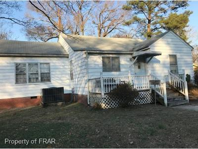 Fayetteville Single Family Home For Sale: 217 Brainerd Ave