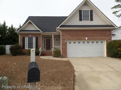 Fayetteville NC Single Family Home For Sale: $225,500