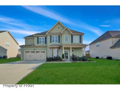 Fayetteville NC Single Family Home For Sale: $225,000