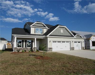Fayetteville NC Single Family Home For Sale: $274,500
