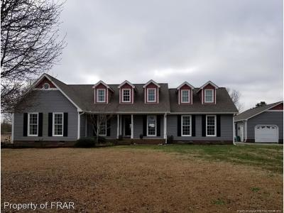 Hope Mills Single Family Home For Sale: 2894 Odom Road