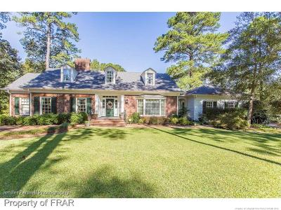Fayetteville Single Family Home For Sale: 150 Ellerslie Drive