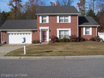 Fayetteville NC Single Family Home For Sale: $151,900
