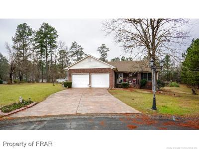 Raeford Single Family Home For Sale: 115 Zane Drive