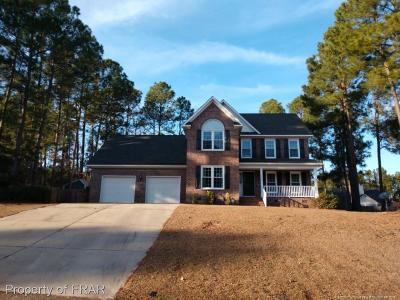 Fayetteville NC Single Family Home For Sale: $227,000