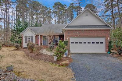 Pinehurst Single Family Home For Sale: 7 Duncan Lane