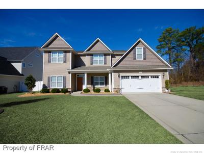 Fayetteville Single Family Home For Sale: 2846 Bargemaster Drive