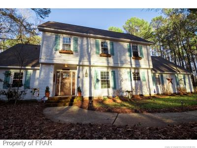 Fayetteville Single Family Home For Sale: 5418 Woodview Drive