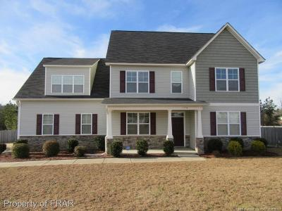 Raeford Single Family Home For Sale: 176 Dairy Court