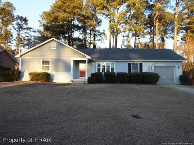 Fayetteville Single Family Home For Sale: 804 Bedford Road
