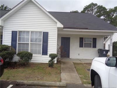 Hope Mills Rental For Rent: 4750 Banks Court