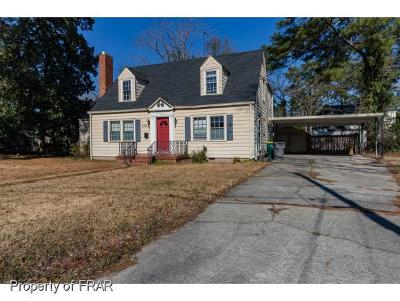 Robeson County Single Family Home For Sale: 208 16th Street
